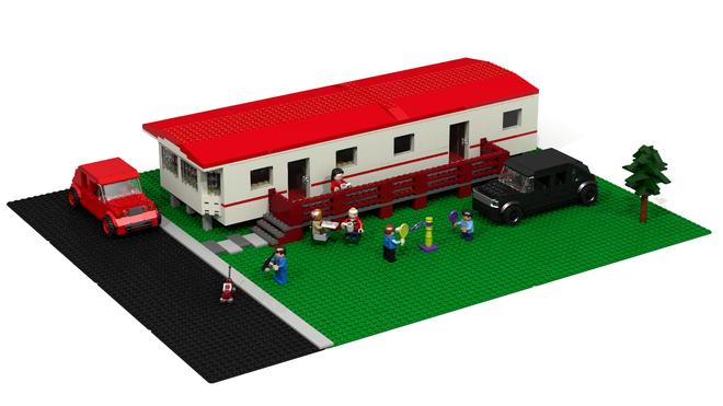 Lego abi model